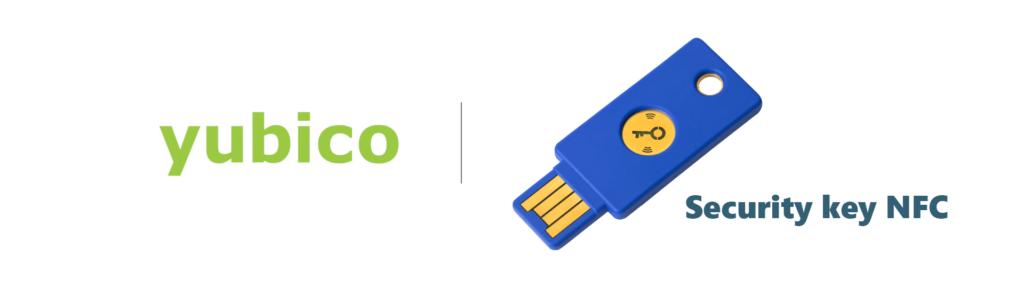 Security Key NFC door Yubico | MKB Security B V