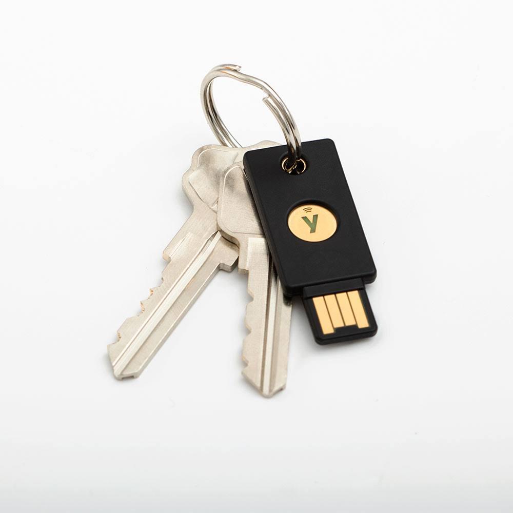 YubiKey 5 NFC (OTP + U2F + CCID) | MKB Security B V